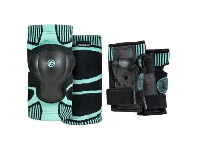 ochraniacze na kolana i łokcie – Powerslide ONSIE WOMEM Dual Pack Set 2019