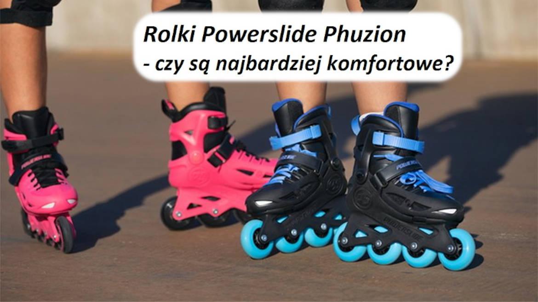 Rolki Powerslide Phuzion