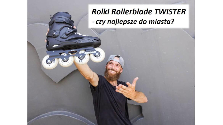 Rolki Rollerblade TWISTER